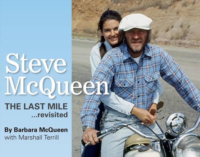 Steve McQueen - The Last Mile ...revisited (Barbara McQueen) (9781854432551)