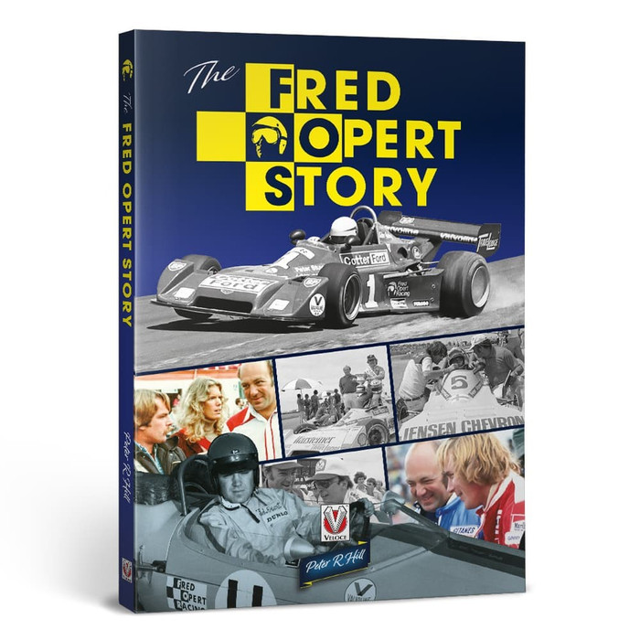 The Fred Opert story (Peter R Hill) (9781787115651)
