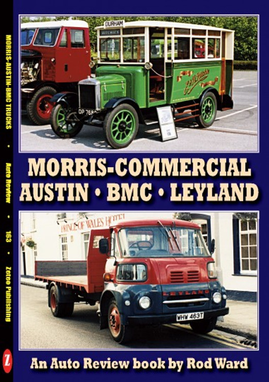Morris-Commercial - Austin, BMC, Leyland (Auto Review Book No. 163) (9781854821623)