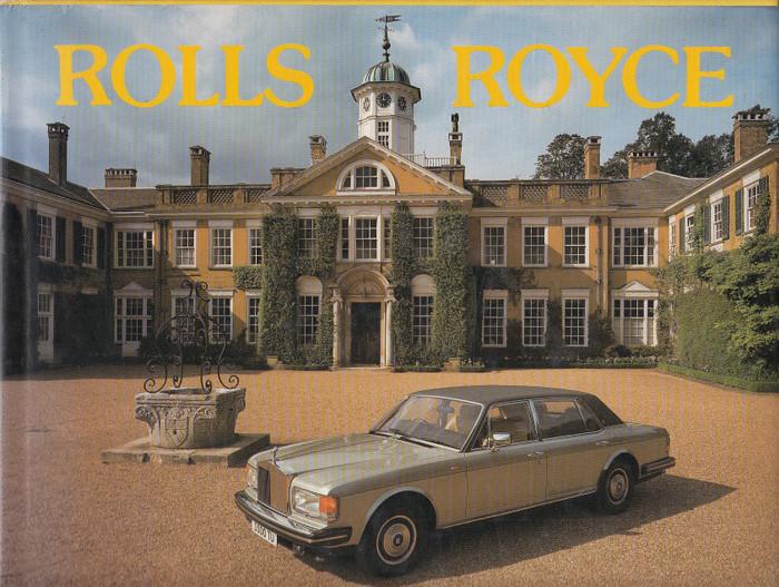 Rolls Royce (George Fenn) (9780671062514)