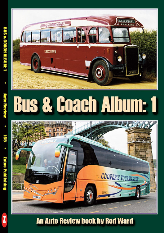 Bus & Coach Album: 1 – Coachbuilders in England (Auto Review Number 165) (9781854821644)