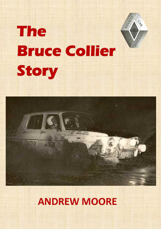 The Bruce Collier Story (Andrew Moore)