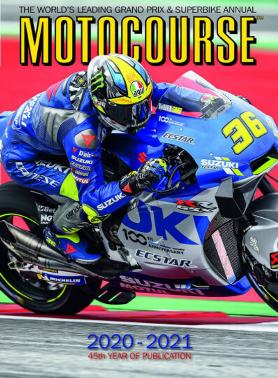 Motocourse 2020 - 2021 (No. 45) Grand Prix and Superbike Annual (9781910584439)