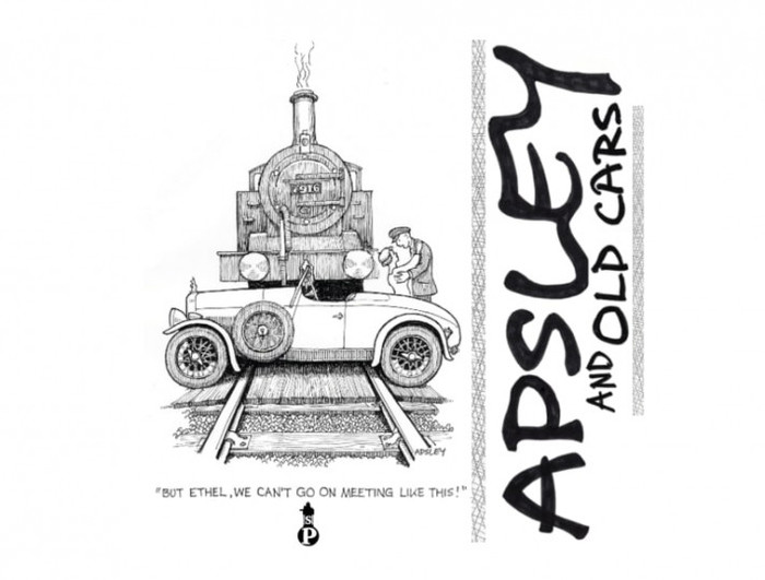 Apsley and Old Cars (Michael Edwards) (9781916009004)