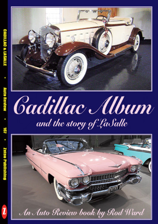 Cadillac Album and the story of La Salle (Auto Review Number 167) (9781854821668)