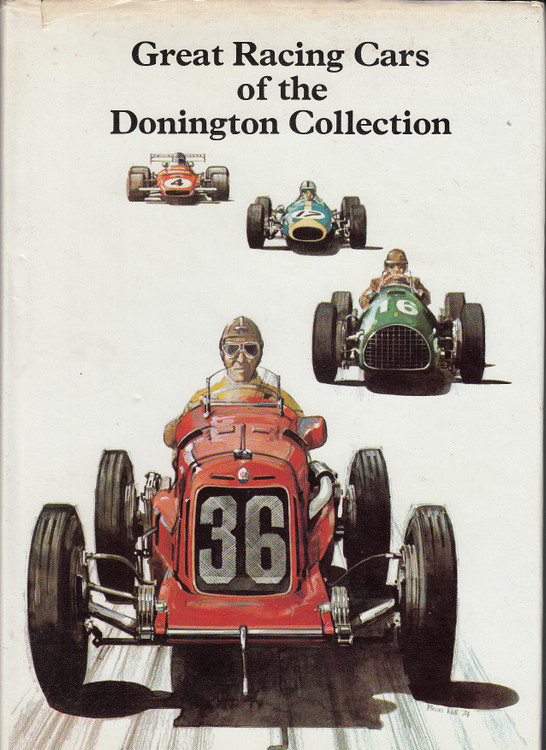Great Racing Cars of the Donnington Collection