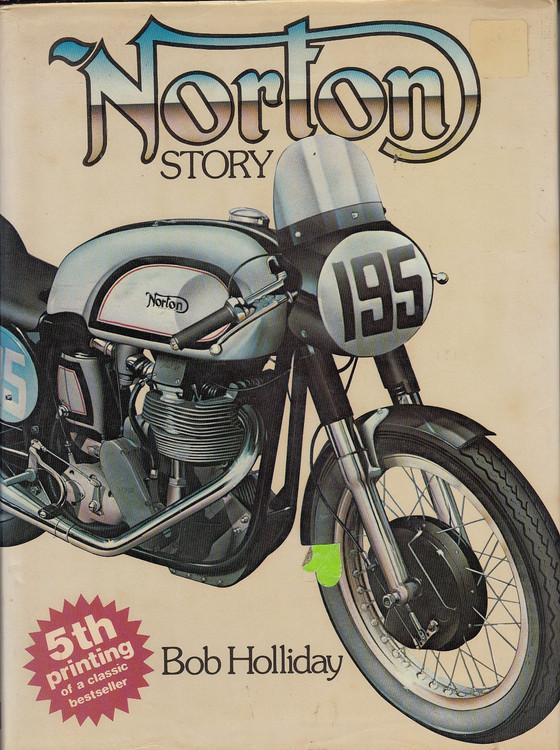 Norton Story (Bob Holliday) (0850594790)