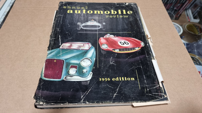 Annual Automobile Review 1956 (AY1956)
