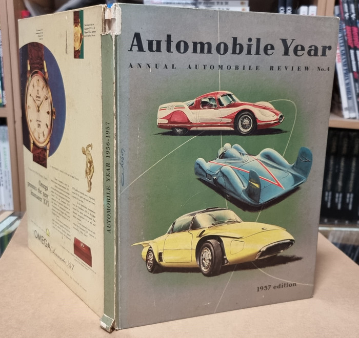 Automobile Year - Annual Automobile Review No. 4, 1957 Edition