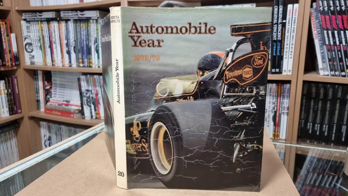 Automobile Year 1972 - 1973 (No. 20)