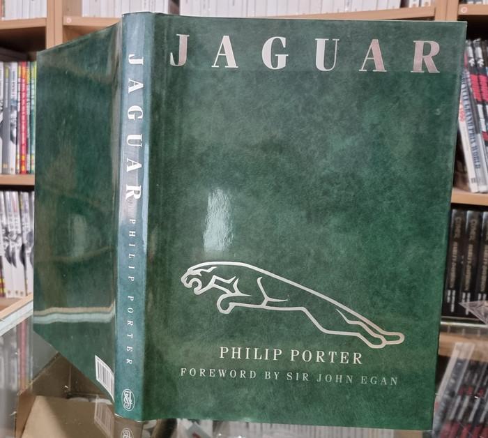 Jaguar - History Of A Classic Marque (Philip Porter 1988)