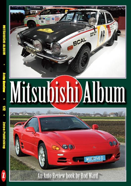 Mitsubishi Album An Auto Review Book by Rod Ward (Auto Review No.172) (9781854821716)