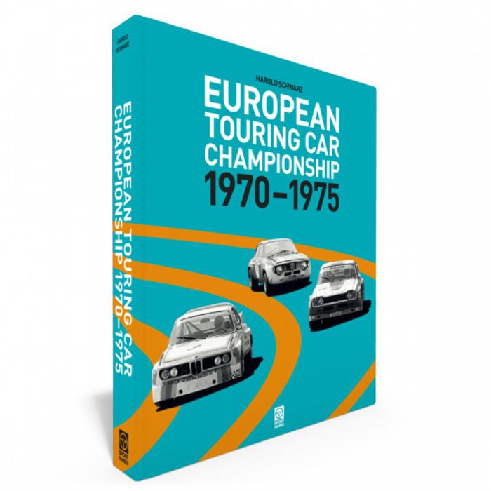 European Touring Car Championship 1970-1975 (Harold Schwarz) (9783945390122)