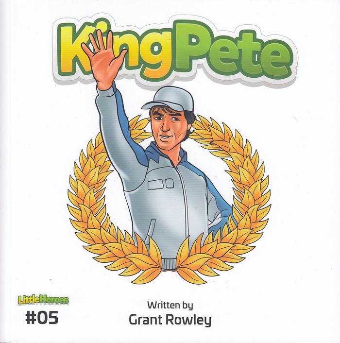 Little Heroes #5 - King Pete