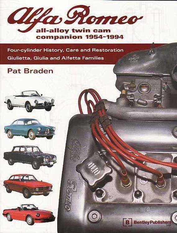 ALFA ROMEO All-Alloy Twin Cam Companion 1954-1994