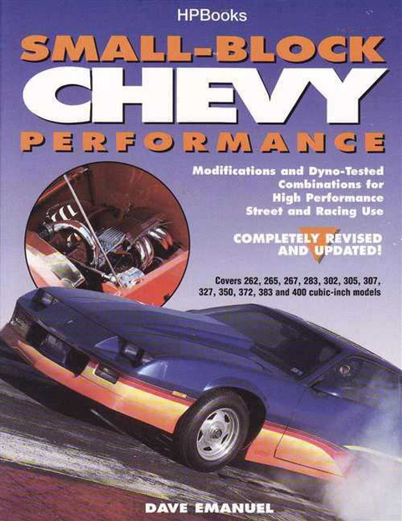 Small-Block Chevy Performance