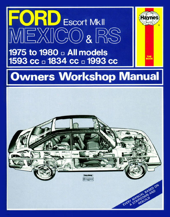 Haynes Owners and Workshop Car Manual Ford Escort /& Orion Diesel 4081 90-00