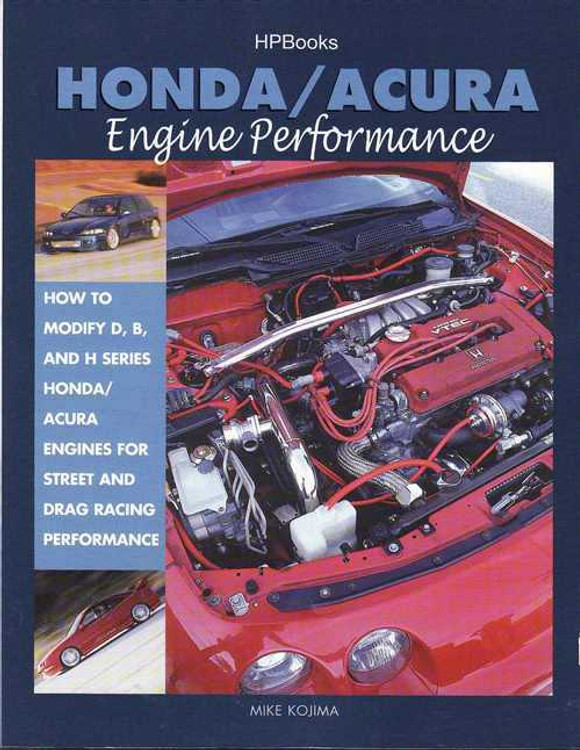 HONDA & ACURA Engine Performance