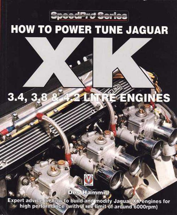 How To Power Tune JAGUAR XK 3.4, 3.8 & 4.2 Litre Engines