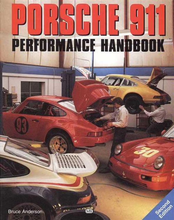 Porsche 911 Performance Handbook (2nd Edition)