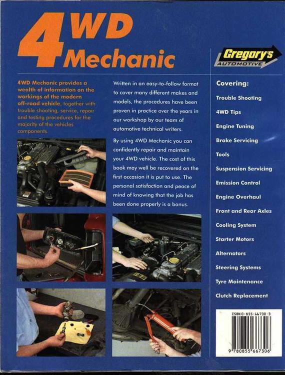 4WD Mechanic