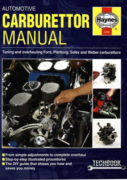 Automotive Carburettor Manual