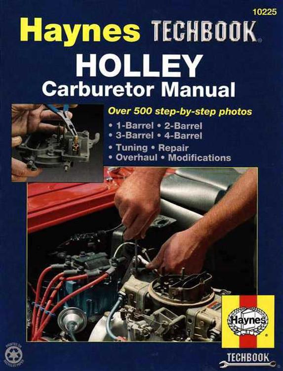 The Haynes Holley Carburetor Manual (Haynes Techbook)