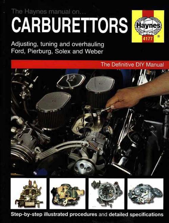 The Haynes Carburettors Manual