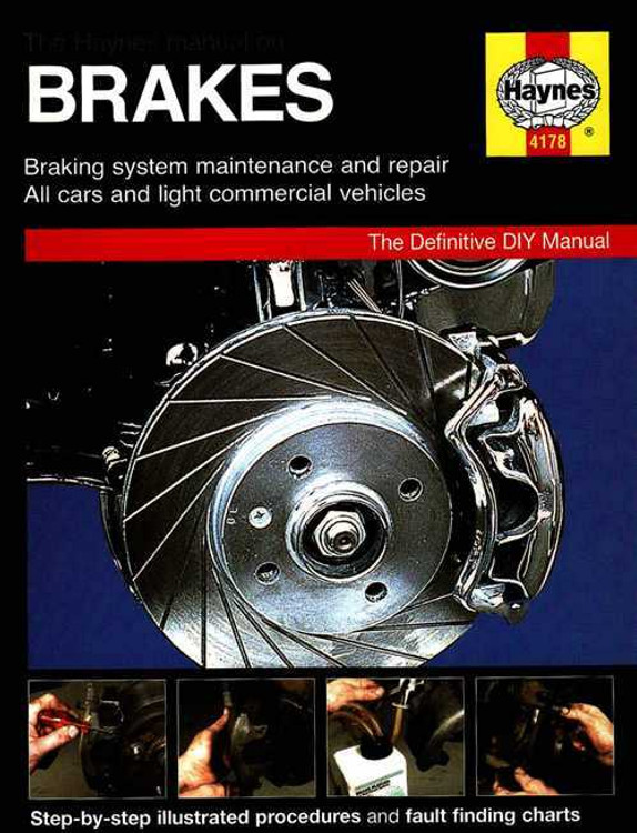 The Haynes Manual on Brakes