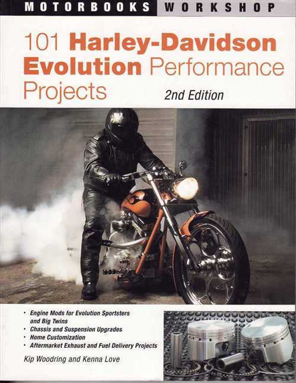 101 Harley-Davidson Evolution Performance Projects (2nd edition)