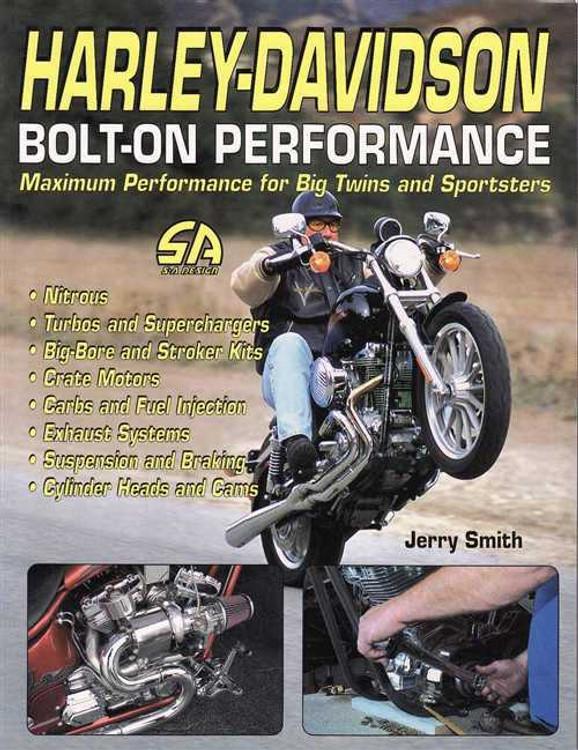 Harley-Davidson Bolt-On Performance
