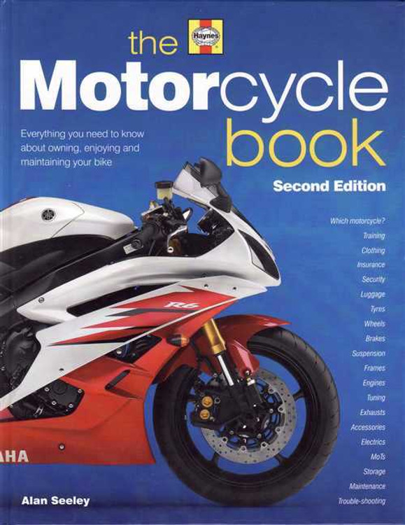 The Motorcycle Book (2nd Edition)