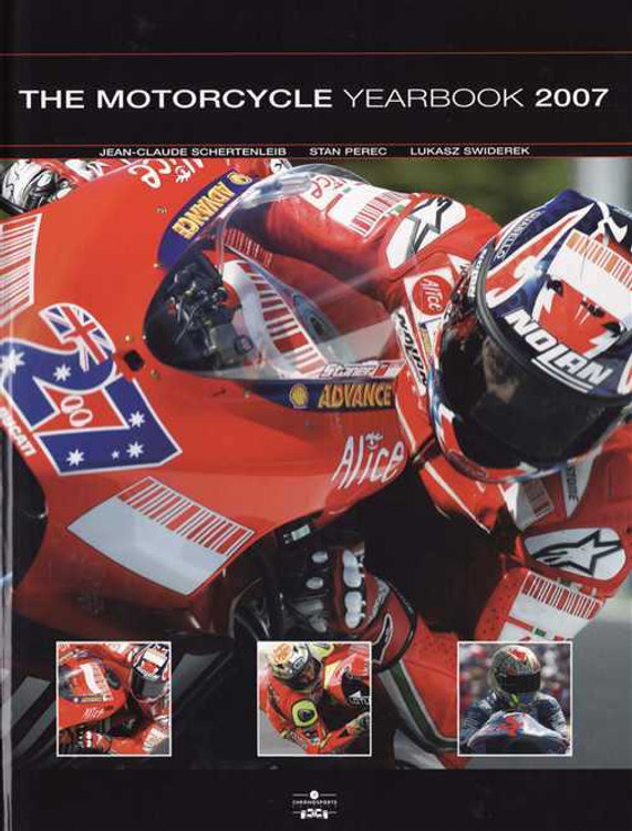 The Motorcycle Yearbook 2007 - 2008
