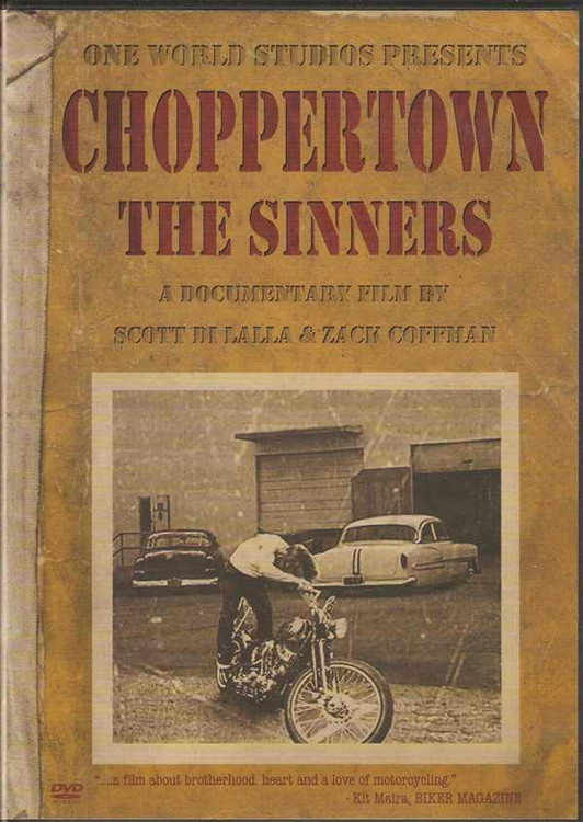 Choppertown The Sinners DVD