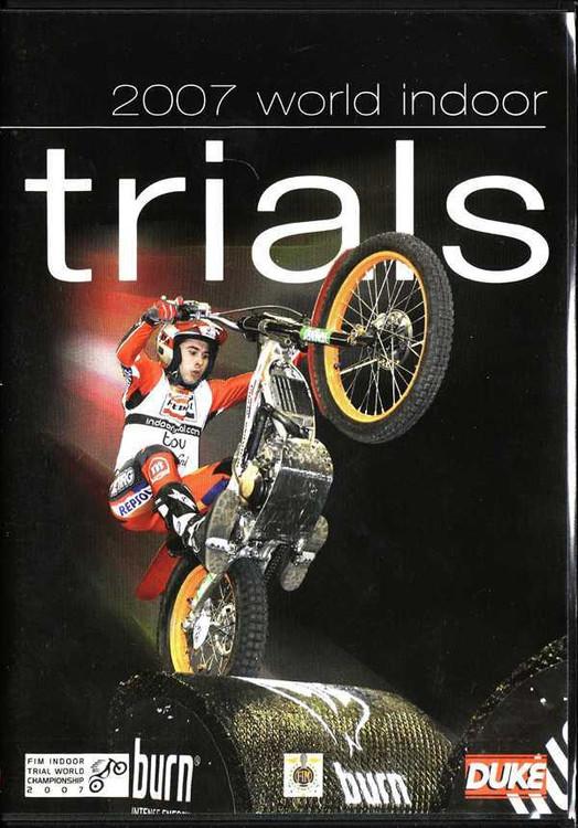 2007 World Indoor Trials DVD