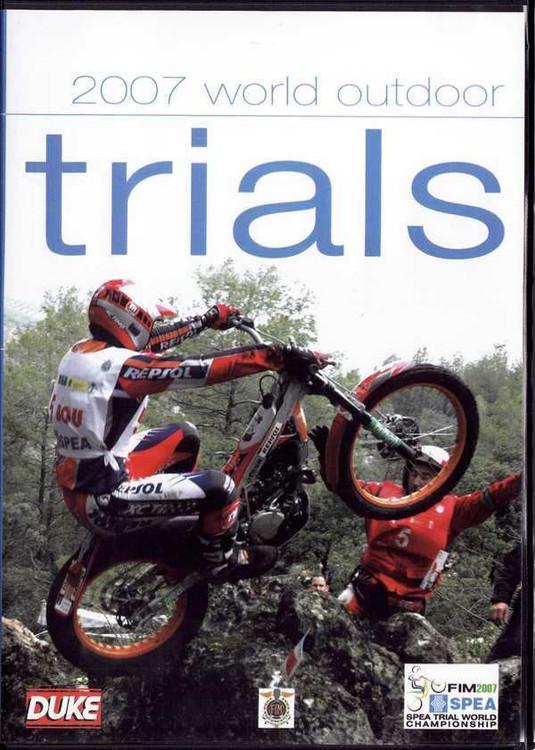 2007 World Outdoor Trials DVD