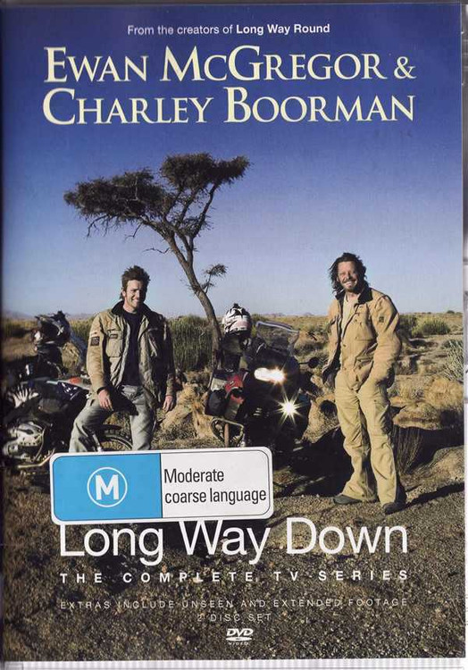 Long Way Down: The Complete TV Series (2 DVD Set)