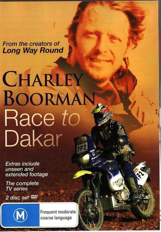 Race To Dakar: The Complete TV Series (2 DVD Set)
