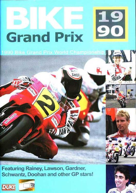 Bike Grand Prix 1990: World Championship DVD