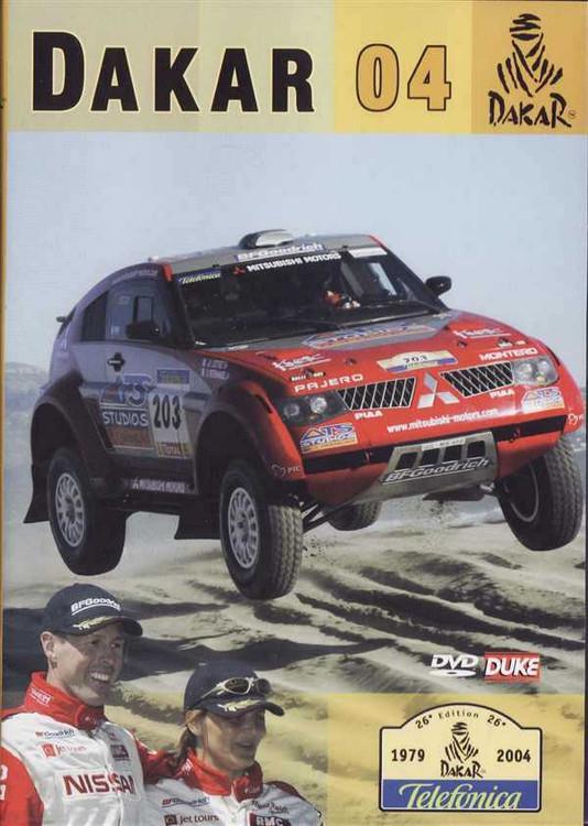 The Dakar Rally 2004 DVD