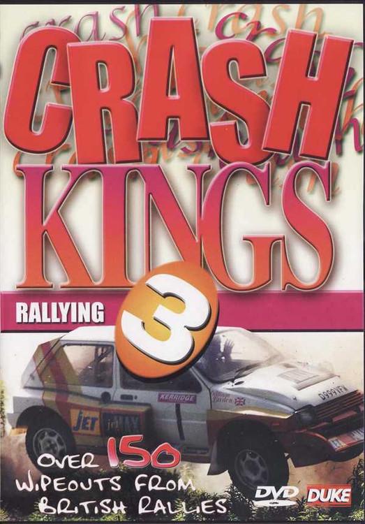 Crash Kings 3 DVD