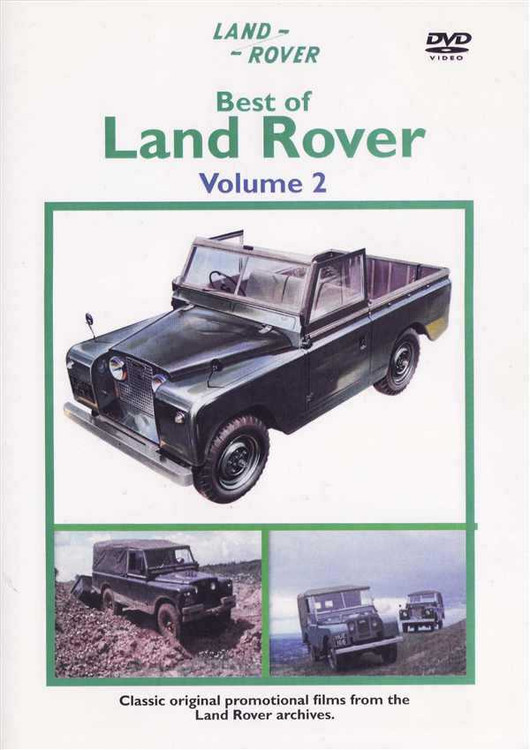 Best of Land Rover Vol. 2 DVD