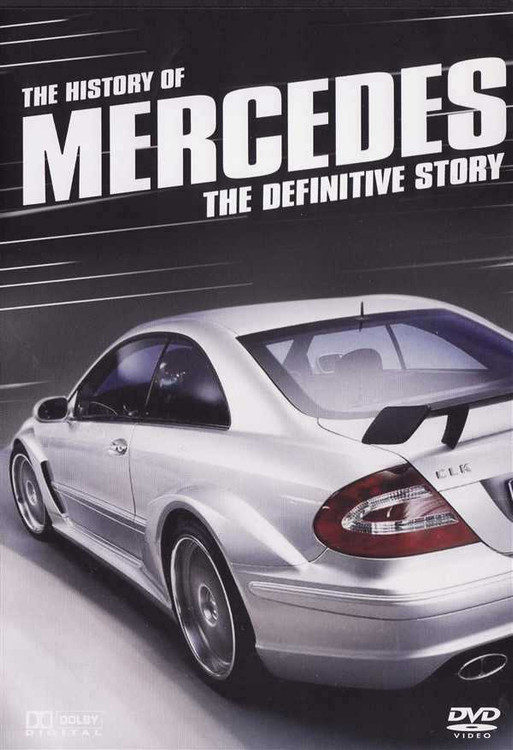 The History of Mercedes: The Definitive Story DVD