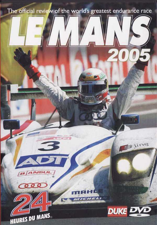Le Mans 2005: The Official Review of The World's Greatest Endurance Race DVD