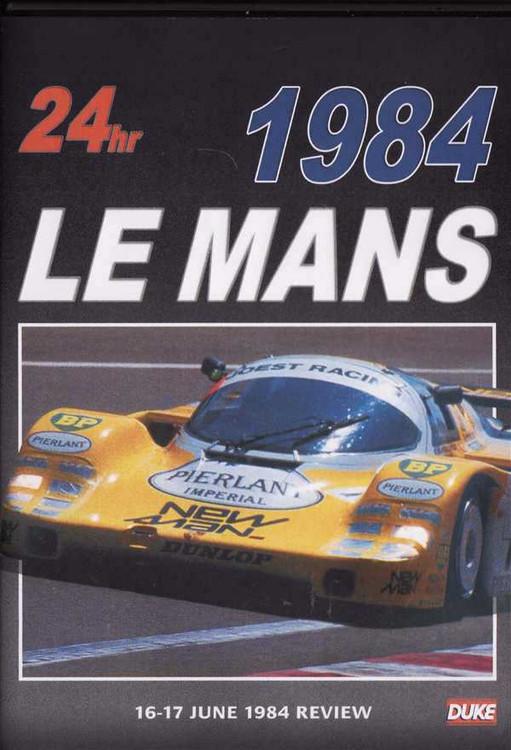 Le Mans 1984 DVD