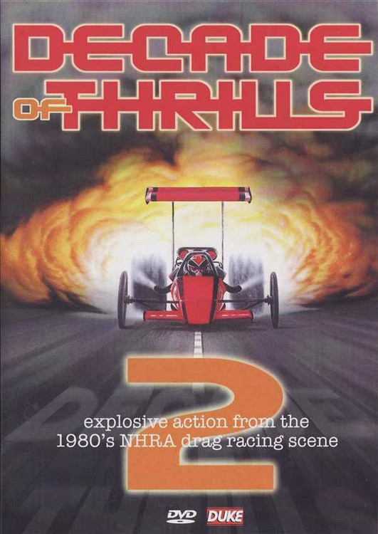 Decade of Thrills 2 DVD