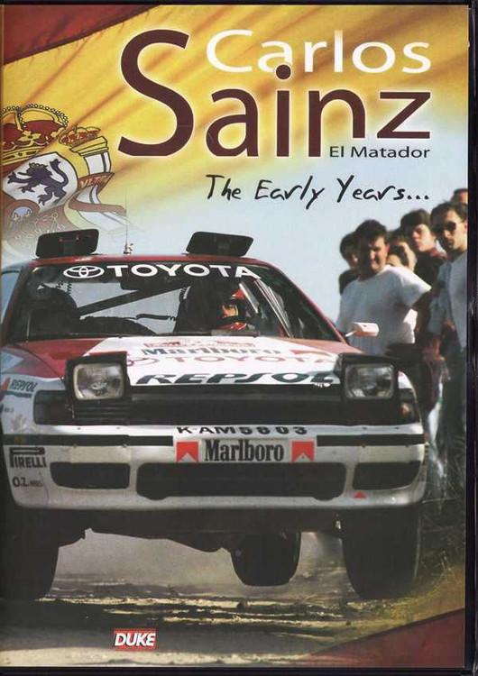 Carlos Sainz El Matador: The Early Years DVD