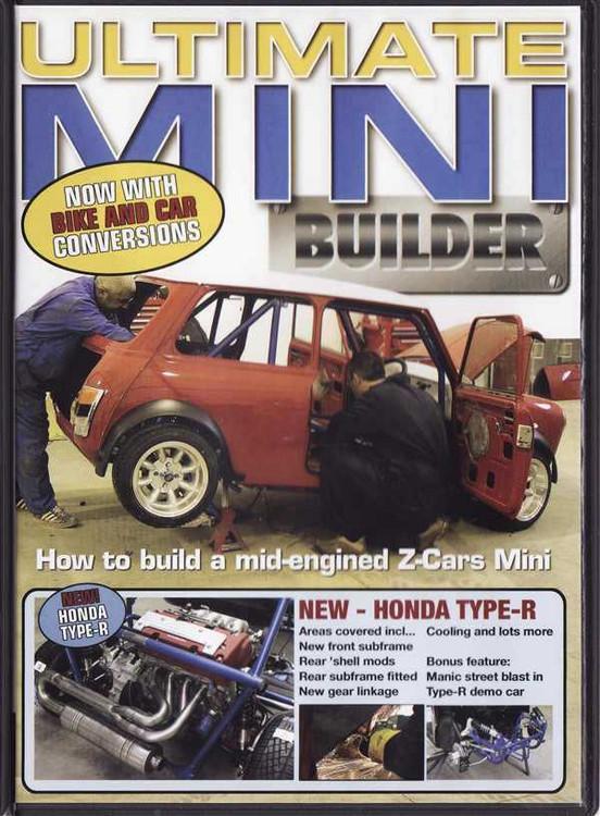 Ultimate Mini Builder DVD