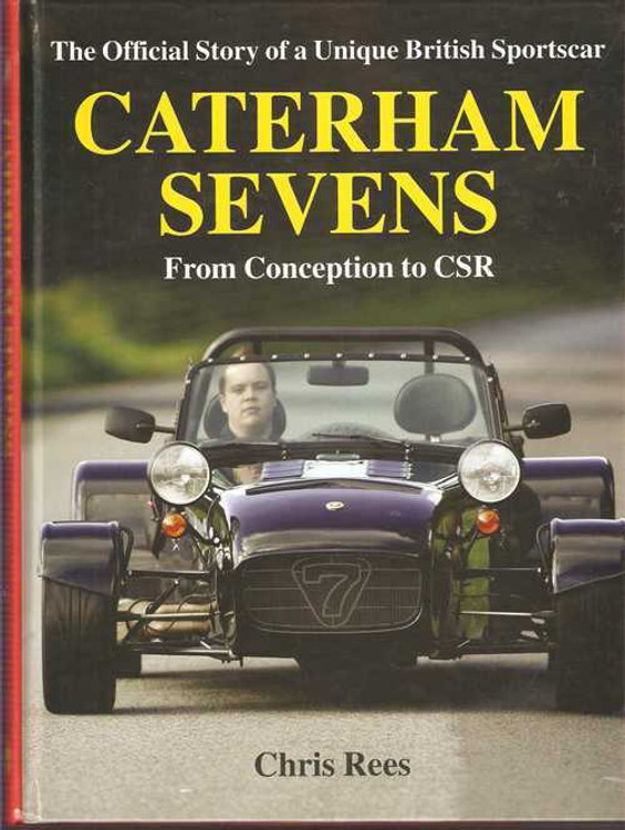 Caterham Sevens: From Conception to CSR