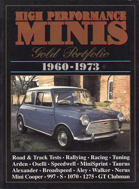 High Performance Minis Gold Portfolio 1960 - 1973